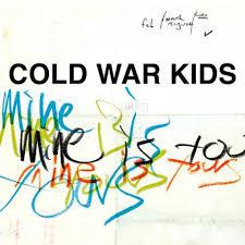 kids photo album album review the cold war kids mine is yours lacks soul neon