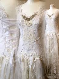 handmade wedding dress unique boho wedding dress lace wedding