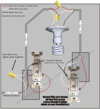 wiring recessed lights in series with threeway http www easy
