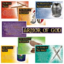 the armor of god poster set poster set christian supply