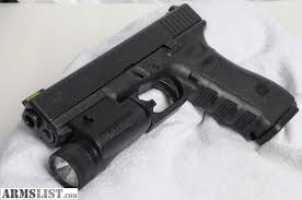 Streamlight Gun Light Armslist For Sale Fs Glock 17 9mm W Streamlight Tactical Light