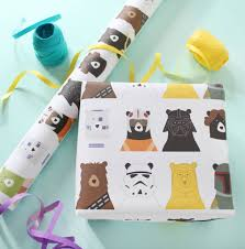 wars wrapping paper wars wrapping paper by alstead design