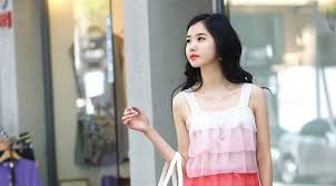 waivy korean hair style korean long wavy hairstyle my hairstyles site
