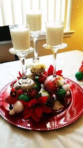 weihnachten dekorieren tisch