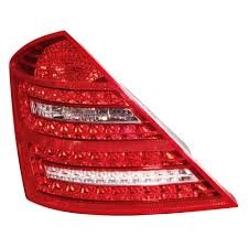 2010 s550 tail lights depo mercedes s400 s450 s550 s600 2010 replacement tail light
