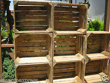 fruit boxes wooden fruit crates ebay