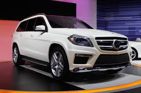 infiniti qx56 vs mercedes gl450 2013 mercedes benz gl class live photos 2012 new york auto show