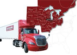 Bryan Ohio Map by Monroe Transportation Serving Our Customers With Integrity And