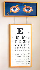 brag monday painted eye chart u0026 halloween treat bags the