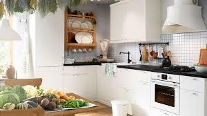 ikea projet cuisine cuisine ikea blanche