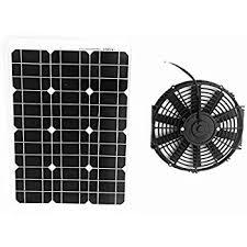 amtrak solar 35w solar attic fan tools products amazon com