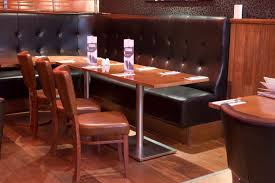 kitchen upholstered bench seating wood benches with storage