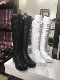 s boots style 2018 s knee boots genuine leather brand shoes sport style