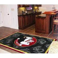 fanmats florida state university 5x8 area rug
