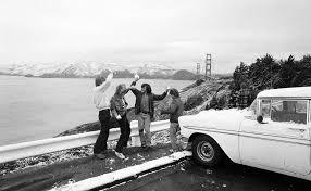Photos Of Snow Our S F Like A Dream Snow Fell On San Francisco In 1976 San