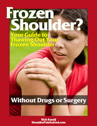 exercises frozen shoulder exercises injuries