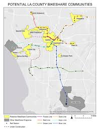 Metro Map Silver Line by Metro Staff Recommends Bikeshare Vendor The Source