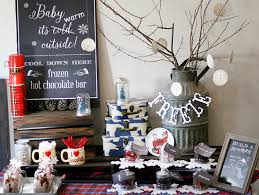 party themes july christmas in july party ideas build a snowman party