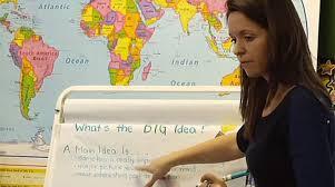 Hegre Art Videos - complete english language arts lesson for third grade