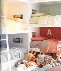 Cool Bunk Bed Designs 15 Colorful Kids Bunk Bed Ideas House Design And Decor