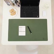 waterproof anti slip office desk pad large computer mouse pad