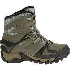 merrell womens boots size 11 merrell polarand 8 waterproof boot s backcountry com