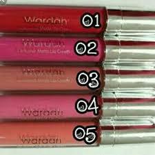 Wardah Lip Di Pasaran jual lipstik wardah eksklusif matte lip terlaris di lapak
