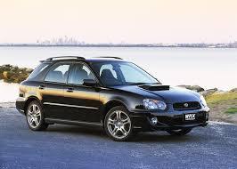 subaru sedan 2002 subaru impreza wrx wagon au spec gga u00272002 u201305