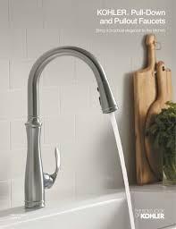 kohler vinnata kitchen faucet kitchen stylish kohler kitchen faucets with kohler k 690 vinnata