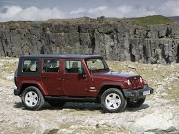 jeep maroon jeep wrangler unlimited uk 2008 pictures information u0026 specs