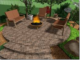 patio landscaping ideas stylish landscape patio design backyard