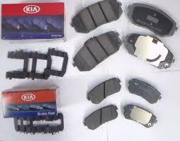 Kia Mobis Genuine Kia Sportage Brake Pads Set Front Rear Oem 583022sa10