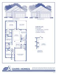 3 Bedroom Duplex Floor Plans by 100 Floor Plans For Single Story Homes 100 Home Design
