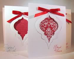best 25 spellbinders ornaments ideas on embossed