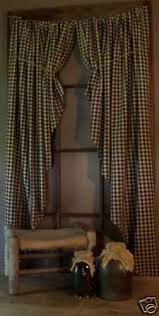 Country Rustic Curtains 51 Best Prim Curtains Images On Pinterest Country Curtains