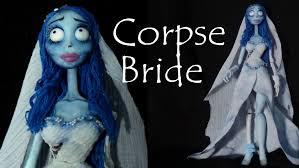 corpse bride inspired poseable doll polymer clay tutorial