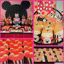 minnie mouse party supplies minnie mouse party s modern minnie party mimi s
