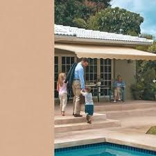 How Much Are Sunsetter Awnings Sunsetter Motorized Retractable Awnings Backyard Pinterest
