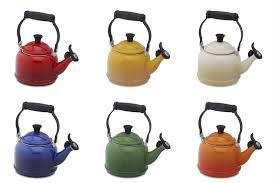 sur la table tea kettle le creuset demi tea kettle new exquisite banana on kettles with