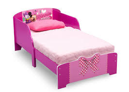 Serta Perfect Dream Crib And Toddler Bed Mattress by Minnie Mouse Wood Toddler Bed Delta Children U0027s Products