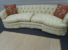 Henredon Settee Mid Century Dorothy Draper Henredon Couch 100