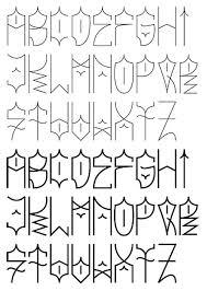 alphabet sketches az