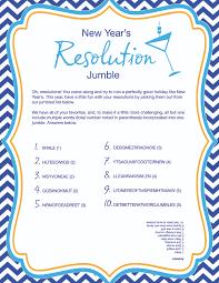 Free Printable Halloween Word Scramble by Free Printable New Year U0027s Game American Greetings Blog