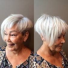 asymmetrical short haircuts for women over 50 image result for shaved short hair mature women hair styles