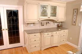 Kitchen Hutch Cabinet Home Design Ideas And Pictures - White kitchen hutch cabinet