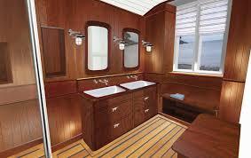 parquet pont bateau pose parquet pont de bateau salle de bain evtod