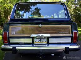 jeep grand wagoneer custom 1990 jeep grand wagoneer grand wagoneer by classic gentleman