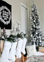 winter whites christmas decor this sweet happy life
