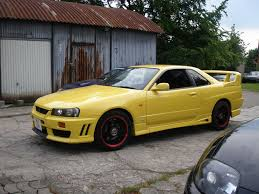 kereta skyline photo collection nissan skyline r34 body