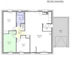 plan de maison 5 chambres plain pied plan maison 5 chambres plain pied finest with pieces